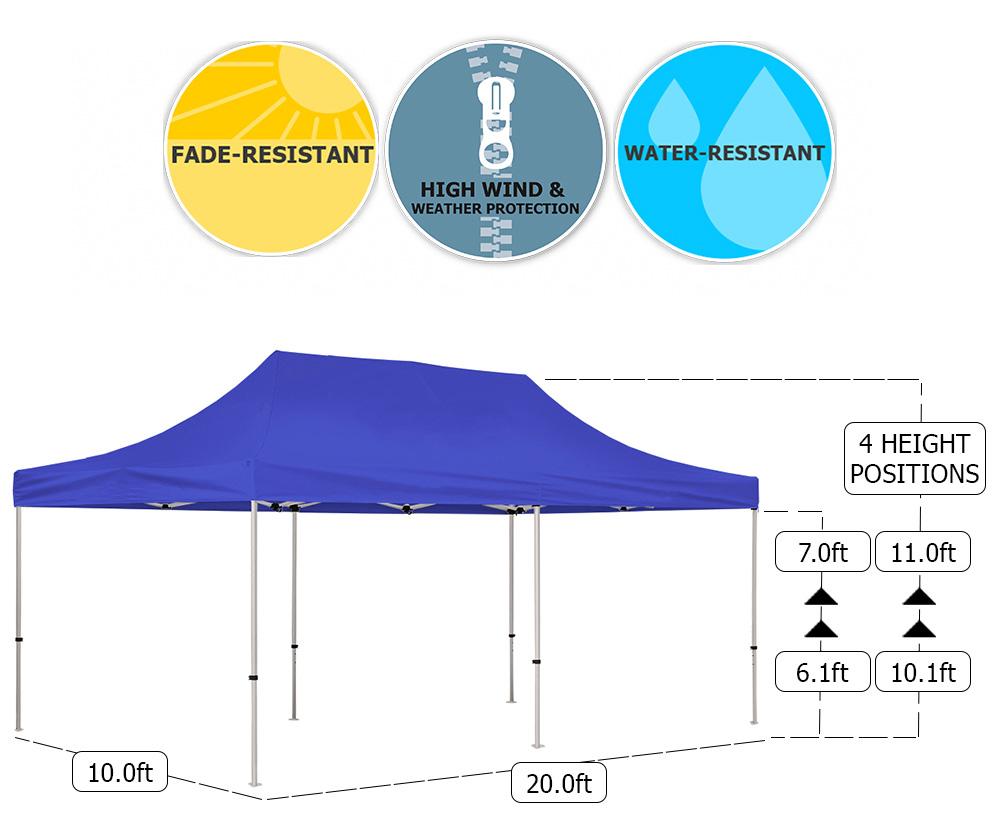 Basic 10x20 Tent