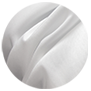 Wrinkle-Resistant and Flame-Retardant icon