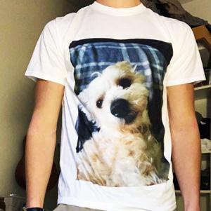 t shirt photo printing