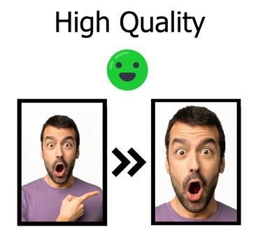 High Quality Image