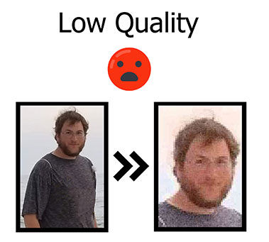 Low Quality Image