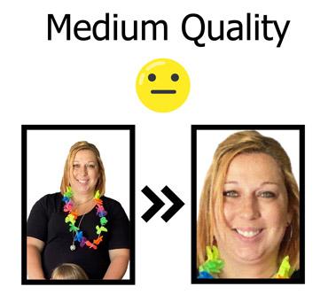 Medium Quality Image