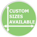 Standard and Custom Sizes